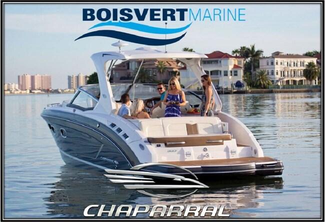 2018 CHAPARRAL 33 SSX 337 -
