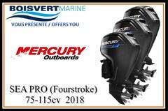 2018 MERCURY SEA PRO FourStroke 75-115cv