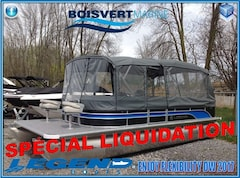 2017 Legend Boats 23' ENJOY FLEXIBILITY (DW) NEUF  *LIQUIDATION*