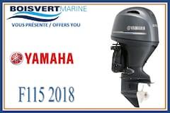 2018 YAMAHA F115