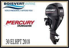 2018 MERCURY 30 ELHPT