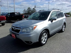 Used 2015 Subaru Forester 2.5i Limited CVT 2.5i Limited PZEV in Bangor, ME