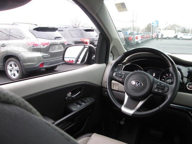 2016 Kia Sedona SX-L Wagon