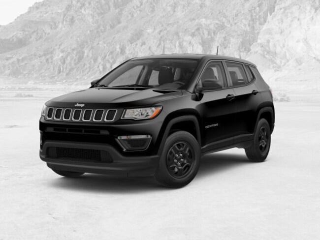 2018 New Jeep Comp SPORT 4X4 For Sale in Bangor ME ...