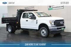 2019 Ford F-350 Chassis F-350 XL Truck Super Cab