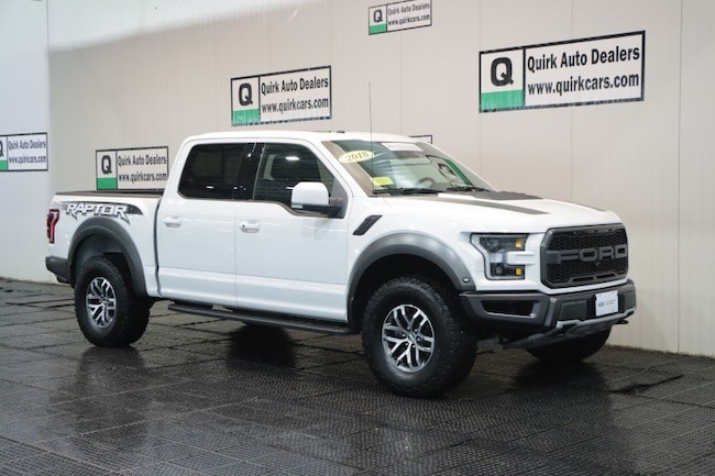 2018 Ford F-150 Raptor Crew Cab Short Bed Truck