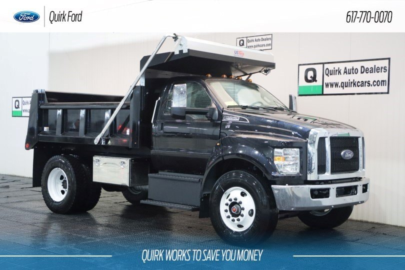 2019 Ford F-650 Gas Base Truck Regular Cab