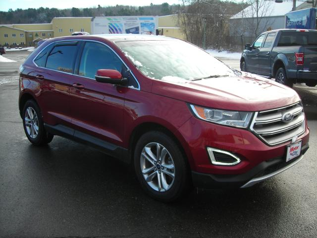 Used  Ford Edge For Sale At Quirk Hyundai Of Bangor Vin Fmtkjfbc