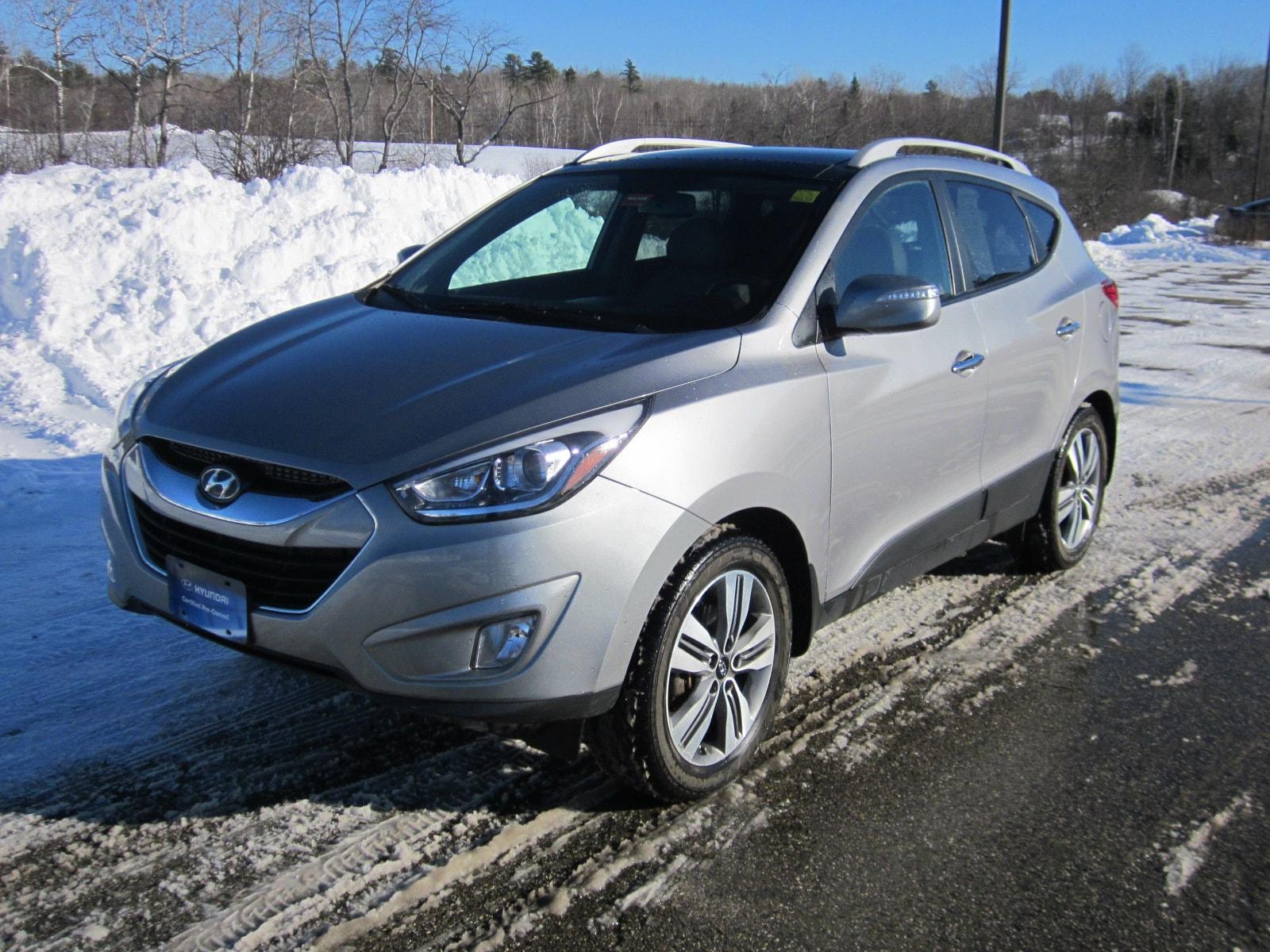 2015 Hyundai Tucson  for sale VIN: KM8JUCAGXFU104319