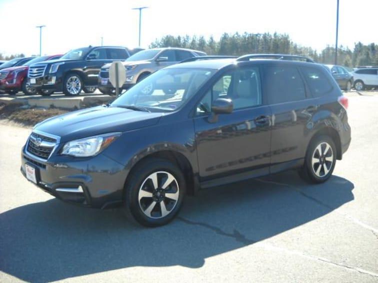 Used 2018 Subaru Forester Premium in Bangor