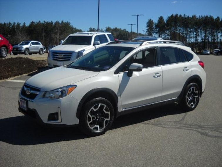 Used 2016 Subaru Crosstrek Limited in Bangor