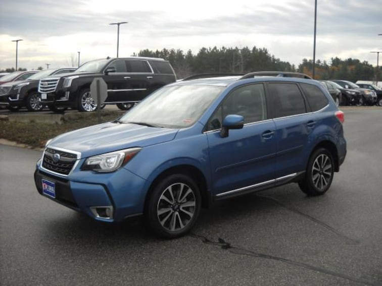 Used 2018 Subaru Forester 2.0XT Touring SUV in Bangor