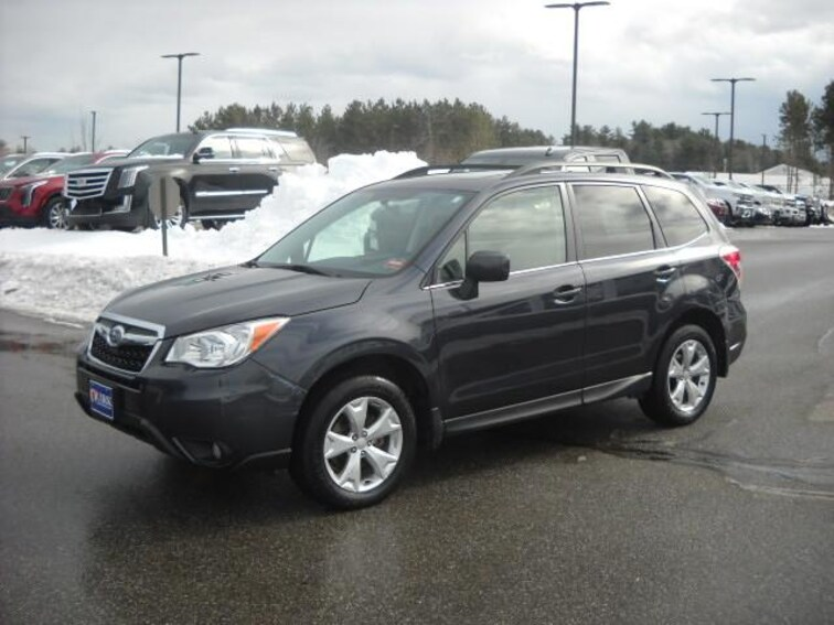 Used 2016 Subaru Forester 2.5i SUV in Bangor