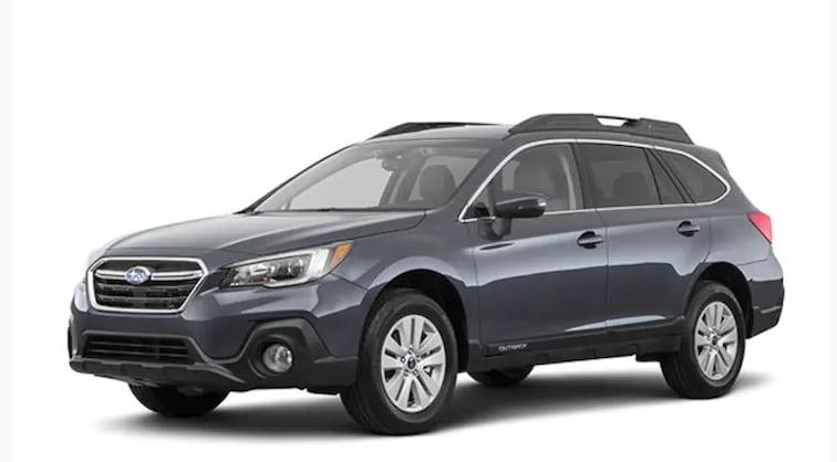 New 2019 Subaru Outback 2.5i Premium SUV in Bangor