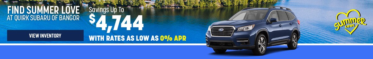 July Vehicle Specials