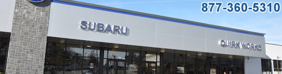 Subaru Dealers Nh >> Subaru Dealer Serving Hudson Nh Quirk Works Subaru In