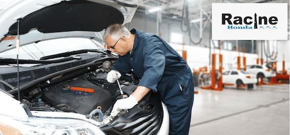 Honda Of Racine >> Greater Racine Honda Auto Repair Racine Honda Service