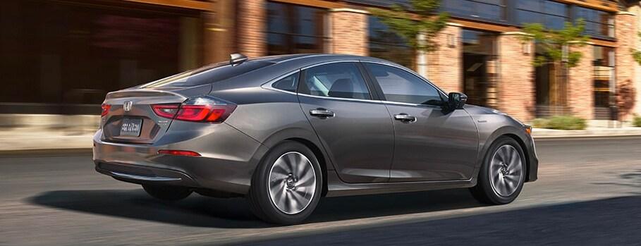 2020 Honda Insight Interior, Seating, & Features