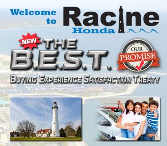 Honda Of Racine >> About Racine Honda In Racine Wisconsin Honda Dealer