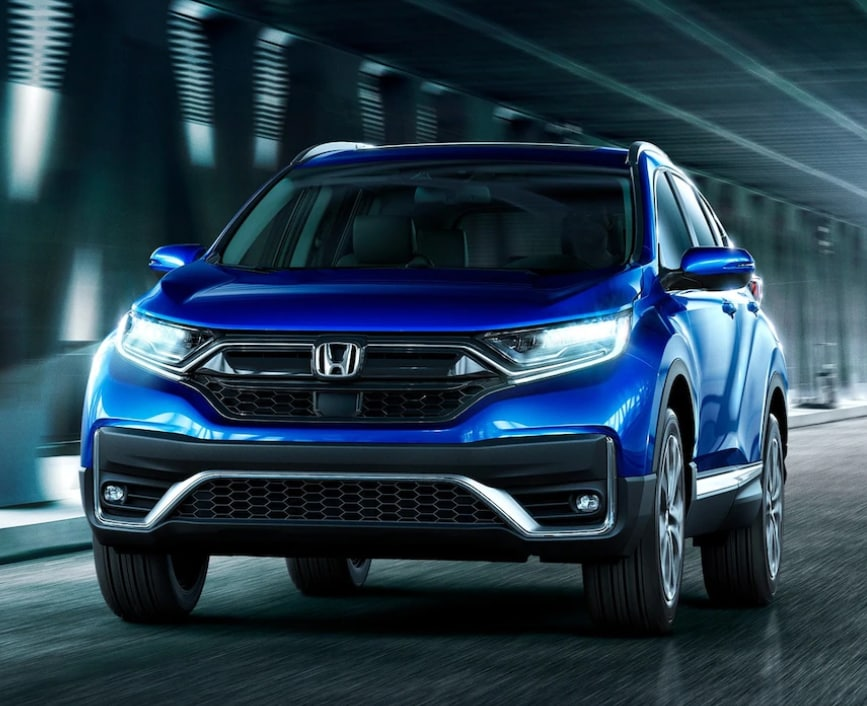 2021 Honda CR-V Redesigned Exterior Style and Performance