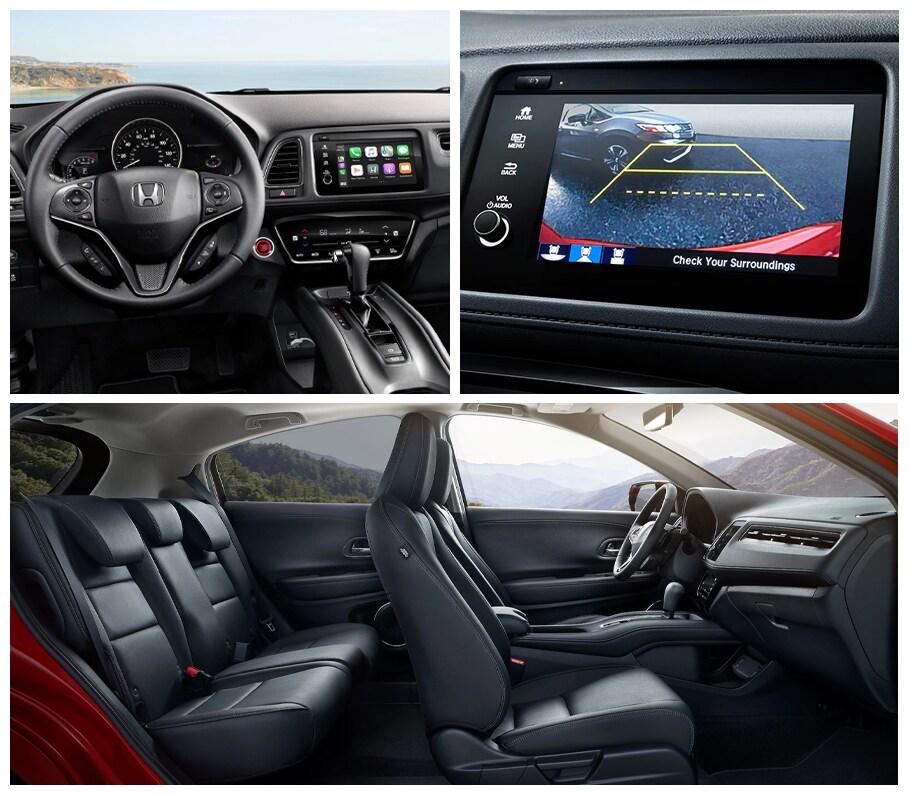 Racine WI 2020 Honda HR-V Design & Technology