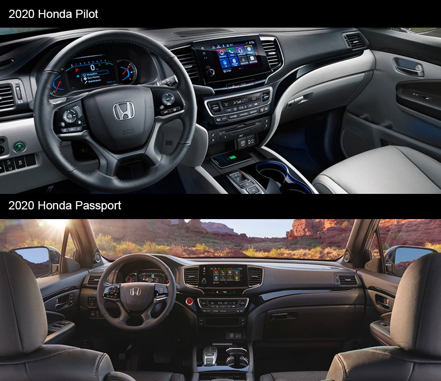 2020 Honda Passport Features