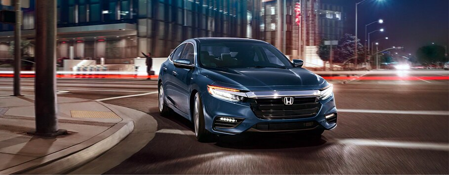2020 Honda Insight Racine