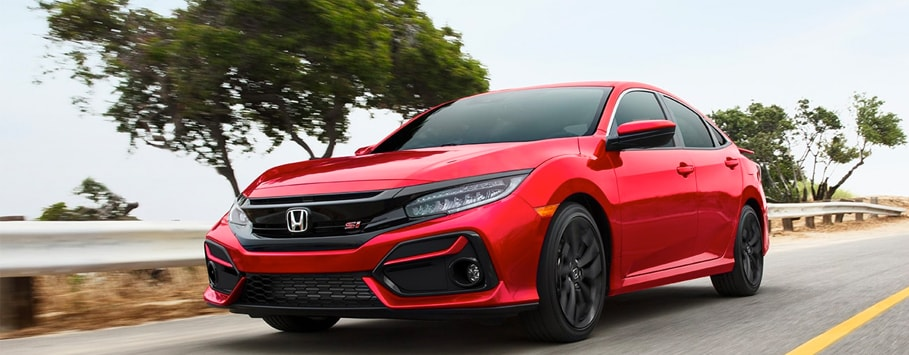 2020 Honda Civic Si Racine