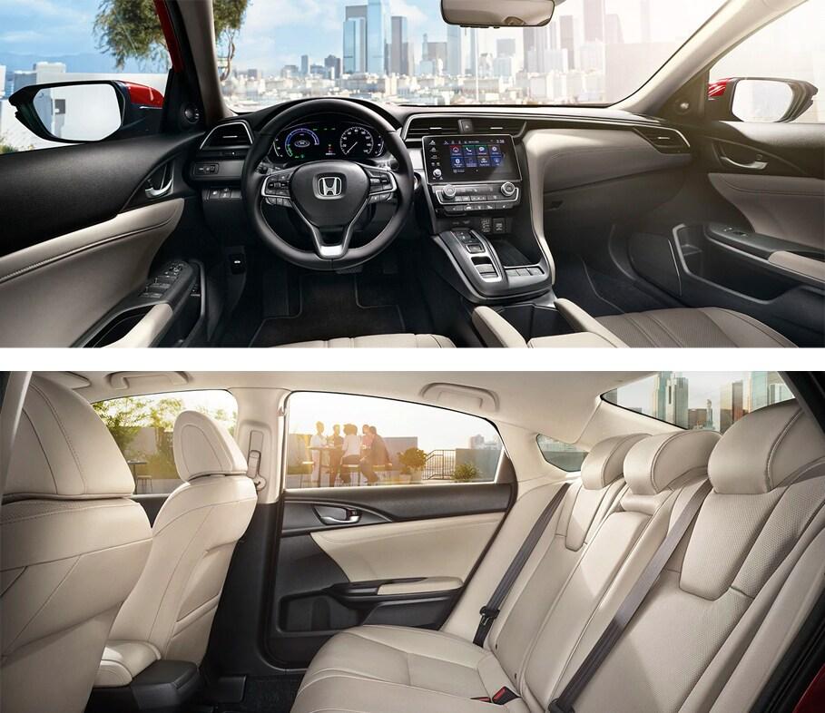 2020 Honda Insight Performance