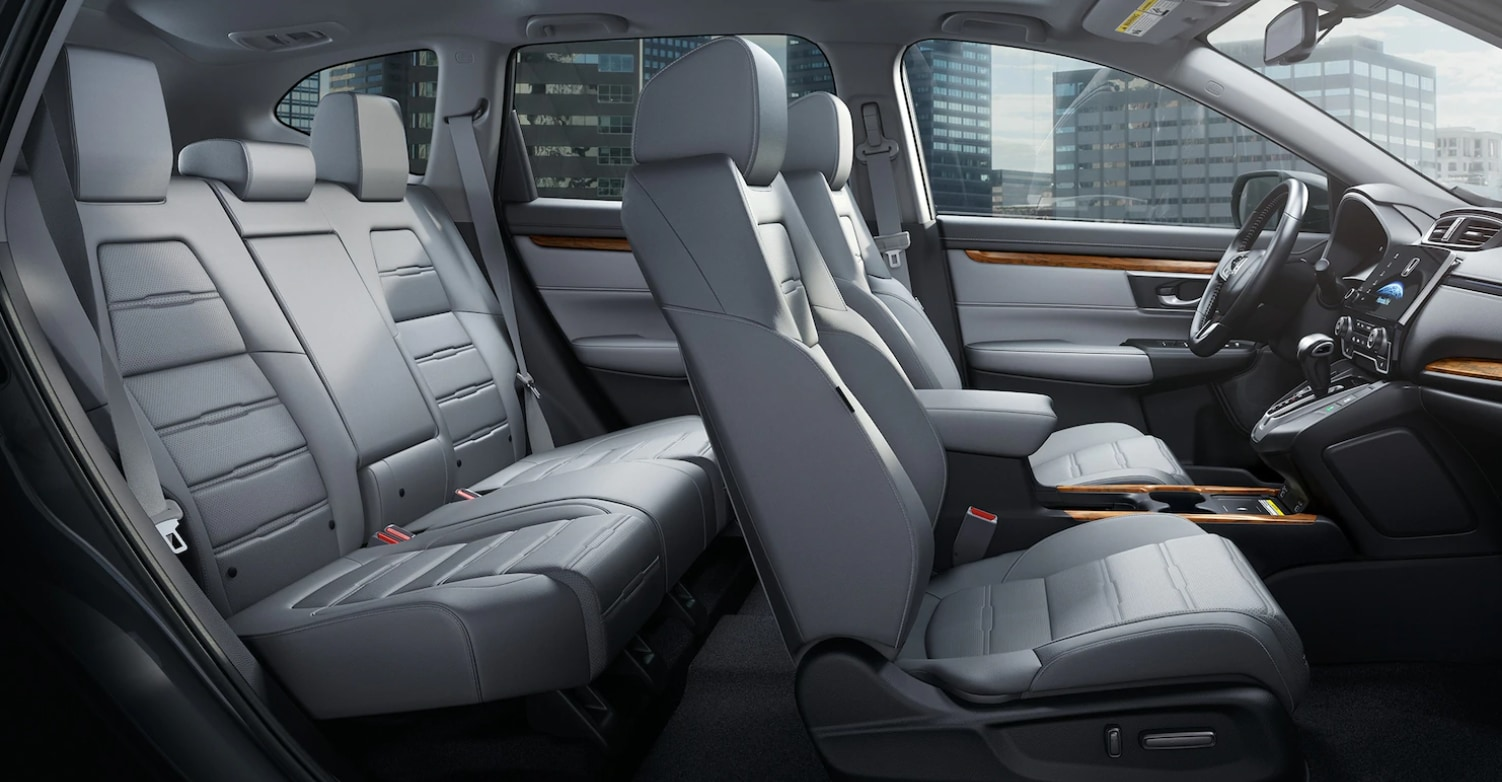 2021 Honda CR-V Interior Features