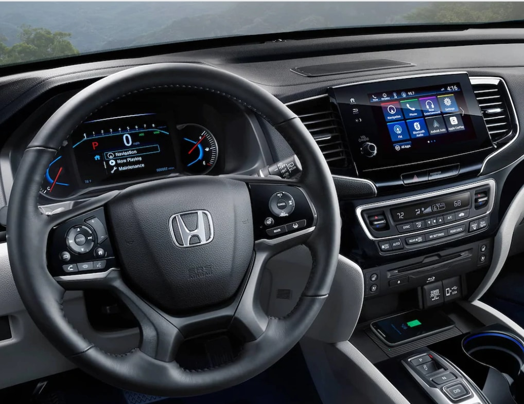 Honda Pilot Safety and Technology Features