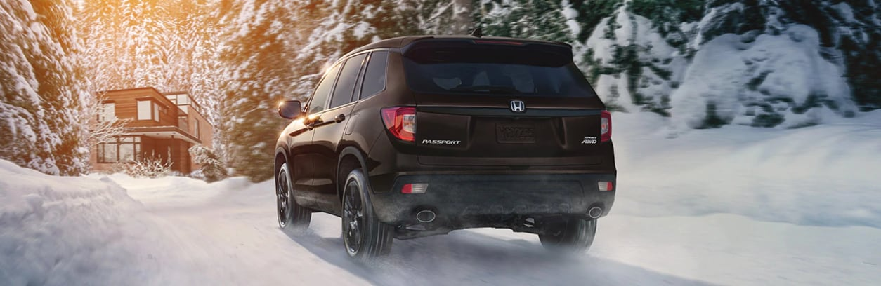 2021 Honda Passport Exterior Design