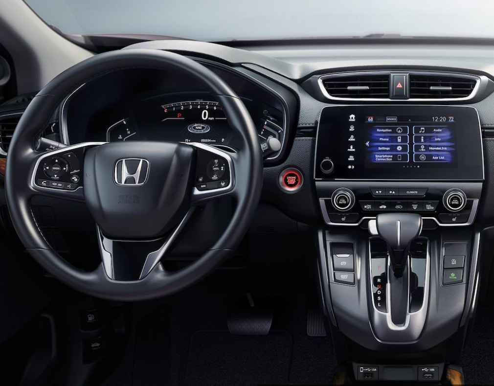 2021 Honda CR-V Technology
