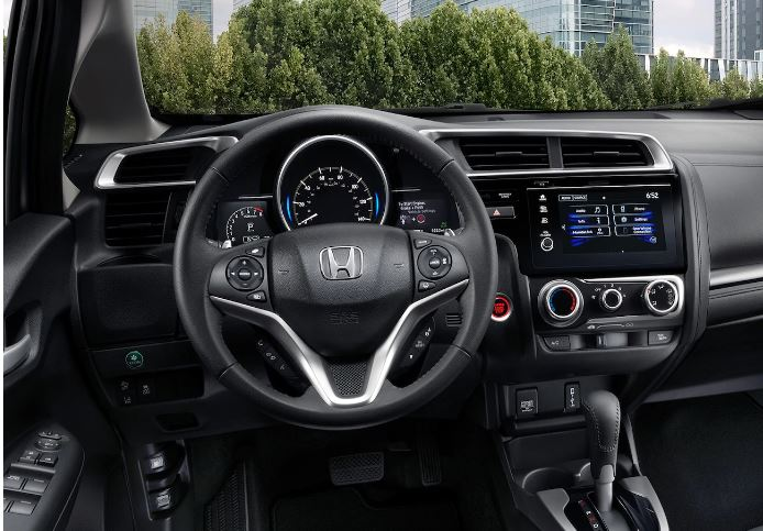 Honda Fit Technology
