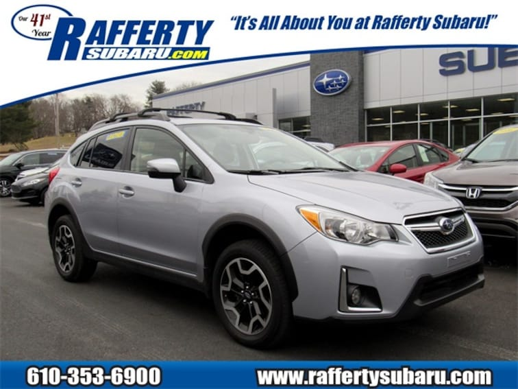 2016 Subaru Crosstrek 2.0i Limited w/ Navigation and Eye Sight SUV
