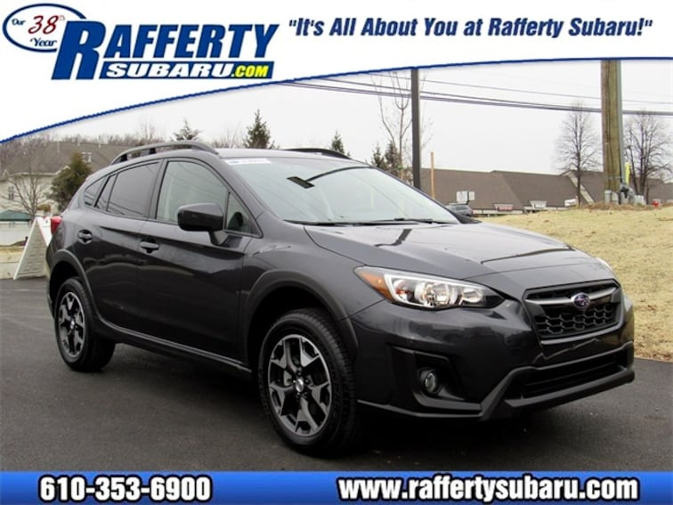 2018 Subaru Crosstrek 2.0i Premium w/ Eye Sight SUV