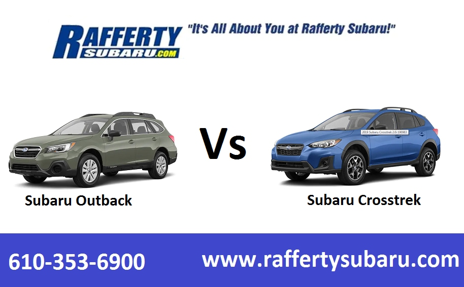 Crosstrek Vs Outback >> Crosstrek Vs Outback Upcoming New Car Release 2020