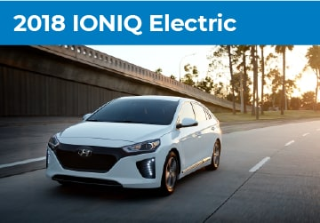 2018 Hyundai Ioniq Electric Model Details
