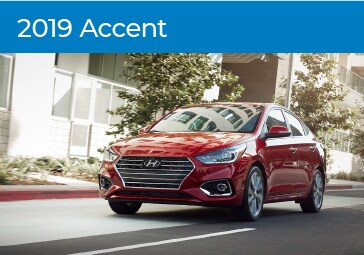 2019 Hyundai Accent Model Details