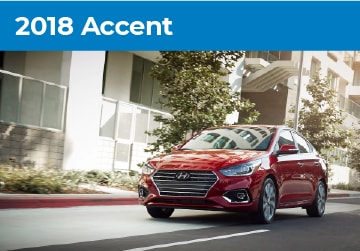 2018 Hyundai Accent Model Details