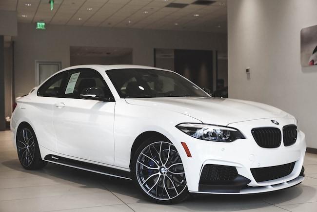 2019 BMW 2 Series M240i Xdrive Coupe