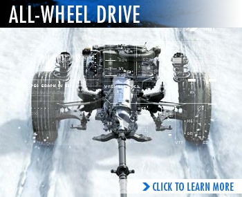 Rairdon's Subaru All-Wheel Drive System Information & Design Specifications