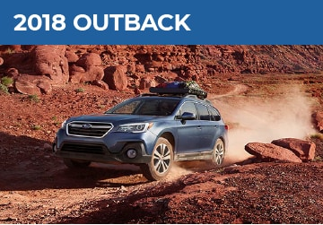 2018 Subaru Outback Model Details in Auburn, WA
