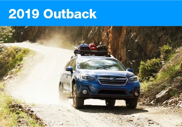 2019 Subaru Outback Model Details in Auburn, WA