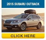 Click to compare the 2016 Subaru Outback & 2015 Subaru Outback Models in Auburn, CA