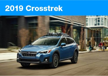 2019 Subaru Crosstrek Model Details in Auburn, WA