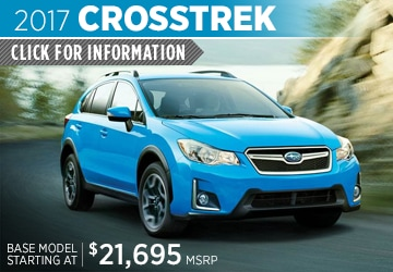 2017 Subaru Crosstrek Model Details in Auburn, WA