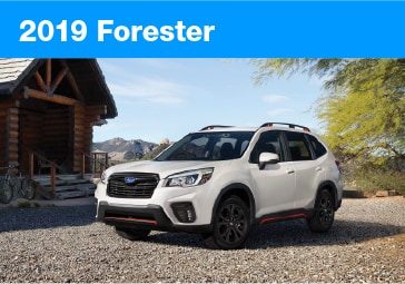 2019 Subaru Forester Model Details in Auburn, WA