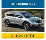 Click to compare the 2016 Subaru Forester & Honda CR-V models in Auburn, WA