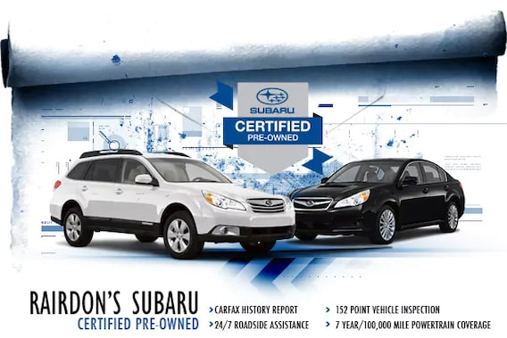 Subaru Certified Pre Owned >> Seattle Subaru Certified Pre Owned Auburn Washington